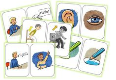Séquence consignes de classe English Time, Learn English, Teaching French, Teaching English, Flashcards Anglais, Cycle 2, French Class, Classroom Language, English Lessons