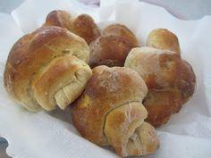 Mennonite Girls Can Cook: Almond Sweet Rolls Gluten Free