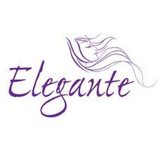 logos for hair salons | Elegante Hair Logo
