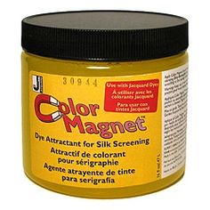 Jacquard Color Magnet for Silk Screening