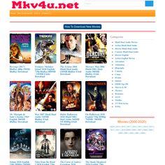 Website Screenshot: Mkv4u - Hindi Dual Audio 480p Movies Download 300Mb English Movies, Full Movies Download, New Movies, Revenge, Comedy, Audio, Animation, Adventure, Website