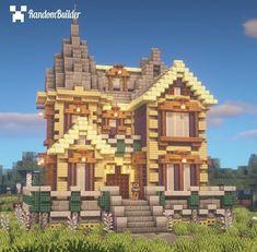 Minecraft Kingdom, Art Minecraft, Minecraft Bridges, Cute Minecraft Houses, Minecraft Images, Minecraft Plans, Amazing Minecraft, Minecraft House Designs, Minecraft Survival