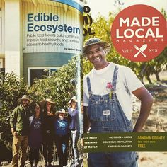 Great article about the food forest movement in public spaces. I was a huge supporter for using public dollars and public spaces in collaboration with volunteers when on Petaluma City Council. Story highlights our food forest at 8th & Bee #foodforest #permaculture #beekeeping #medicinals http://madelocalmagazine.com/2016/08/edible-ecosystem
