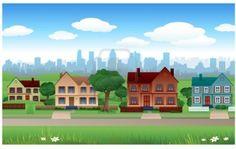 Real Estate Cartoon Columbus, GA  Homes For Sale!