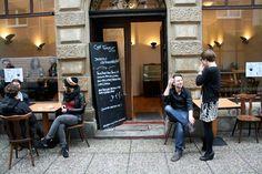 Cafe Tunichgut, Leipzig