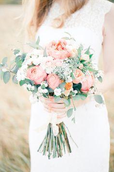 rustic bouquet.