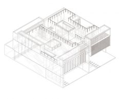 Sister Houses par S-AR stacion ARquitectura