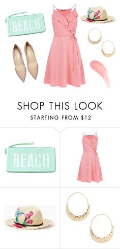 """Dreaming of the good life"" by sassyladies ❤ liked on Polyvore featuring Maison Margiela, Oasis, Kate Spade and BP."