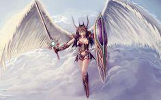 Anjo guerreiro
