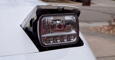 Upgrading Your Sealed Beam Headlights: Halogen Versus LED Auto Body Collision Repair, Auto Body Repair, Sealed Beam Headlights, The Body Shop, Beams, Calgary, Red Deer, Repair Shop, Centre