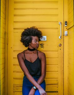 Portrait of Anesu a Zimabwean model in London. Black woman portrait in Brixton, Shot on a Sony a7Rii and Sony 55mm 1.8. Fashion photography, black model
