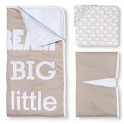 Trend Lab Dream Big Little One 3-Piece Crib Bedding Set