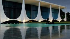 Oscar Niemeyer, Sense Of Place, Oscars, World Heritage Sites, Building, News, Interior Design, Places, Classic