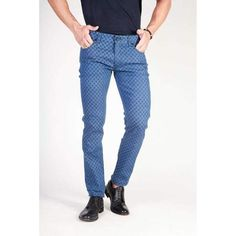 Dolce & Gabbana Men Jeans Blue  ||  Men's clothing- Funny but refined at the same time, the polka dot jeans bring the street style directly onto the runway- S/S Collection- Polka dots men's jeans  https://www.mymallmetro.com/products/dolce-gabbana-men-jeans-blue-1?utm_campaign=crowdfire&utm_content=crowdfire&utm_medium=social&utm_source=pinterest