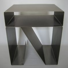 Side Table by Unknown Designer for Unknown Manufacturer