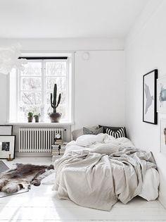 bedroom, interior design, home decor, living areas, design, minimalist, neutrals, texture