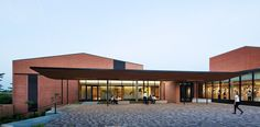 sidwell friends meeting house by KT