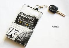 étui papiers de voiture mixte homme femme Urban City - permis, carte grise, assurance, carte bancaire
