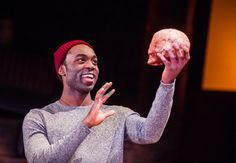Hamlet review – Paapa Essiedu stars at the Royal Shakespeare Theatre, Stratford-upon-Avon