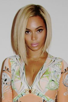 August 2013 - Beyonce i wanna do this to my hair but im kinda scared to go short...ive always had long hair...you think id pull it off???