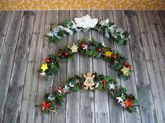 Weihnachtsgirlande-Tuerbogen-1-12-Miniatur-fuer-Puppenhaus-Puppenstube