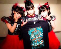 BABYMETAL japanese idol metal jpop j-pop pop heavy asian oriental ...