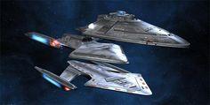 Star Trek Online Ships | New Star Trek Online Costume Packs, Vulcan & Federation Ships, & Melee ...