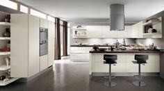 #InteriorDesign | #Scavolini | #Kitchens |