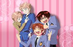 hetalia ouran | brotherly...love?