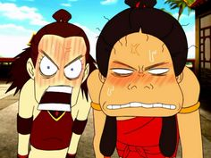 """They found """"Aang""""."""