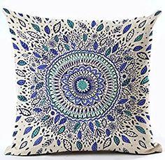 Generous New Linen Pillowcase Vintage European Printing Halloween Style Pattern Cushion Case Home Bed Decorative Cheap 30x50cm Bedding Home Textile