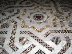 Cattedrale di Monreale mosaico cosmatesco