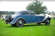 1932 Phantom II Continental