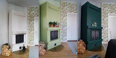 TUMMANVIHREÄ TAKKA Home Decor, Decoration Home, Room Decor, Home Interior Design, Home Decoration, Interior Design