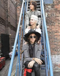 "3,514 Likes, 43 Comments - Palaye Royale (@palayeroyale) on Instagram: ""A new interview with @amusicblogyea is now available for you all to enjoy on their YouTube channel.…"""