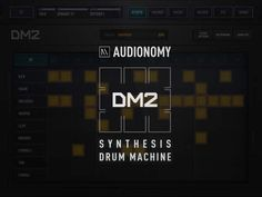 MATRIXSYNTH: New DM2 Drum Synth for iOS