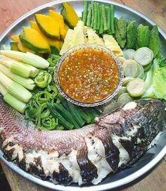 Thai Food Menu, Best Thai Food, Clean Recipes, Cooking Recipes, Healthy Recipes, Authentic Thai Food, Cambodian Food, Hotel Food, Clean Eating Diet