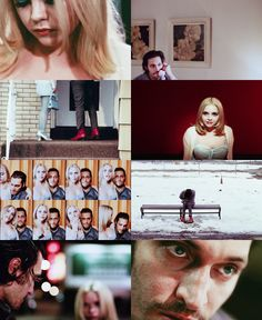 Buffalo 66, Vincent Gallo. Cinematography by Lance Acord.