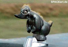 Convoy: Rubber Duck Kühlerfigur, Fertig-Modell, http://spaceart.de/produkte/cnv001.php