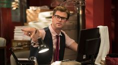 New Ghostbusters footage focuses on Chris Hemsworths...