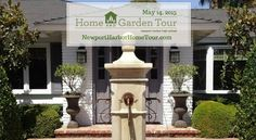 Next home tour is May 14, 2015