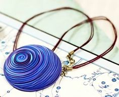 Polymer clay Chain - Videotutorial