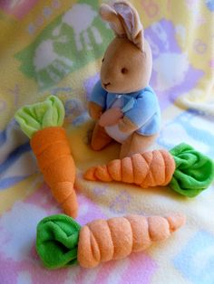 Washcloth Carrot ... Baby Washcloths..DIY Diaper Cake...Baby Gift...Baby Shower Decor...Peter Rabbit