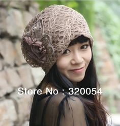Free shipping,1pcs,2013 new turban caps,South Korea's version of autumn winter Beanies women hats, Polyester,4 color,retail. $5.88