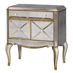 Collette Accent Chest from the Hollywood Glamour event at Joss and Main!