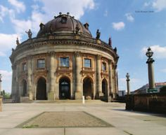 Bode Museum in Germany #travel