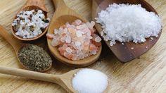 Qual sal usar? 2