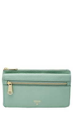 Fossil 'Preston' Leather Wallet available at #Nordstrom
