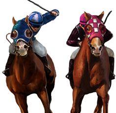 Virtual horse @digitaldowns.us Virtual Horse Racing, Horses, Games, Community, Animals, Train, Animales, Animaux, Animais