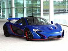 This Is One Of The Most Beautiful McLaren P1s We've Ever Seen